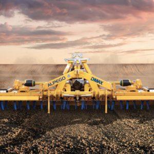 Alpego gépek